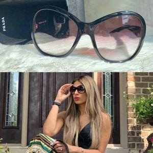 Prada Logo Sunglasses